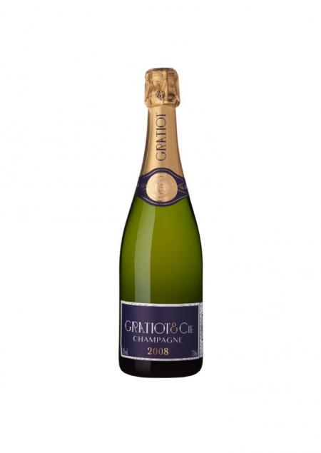 champagne-Gratiot-&-Cie-Almanach-No-4-Millésime-2008